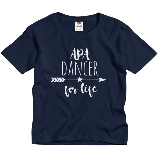 Youth APA Dancer for Life T