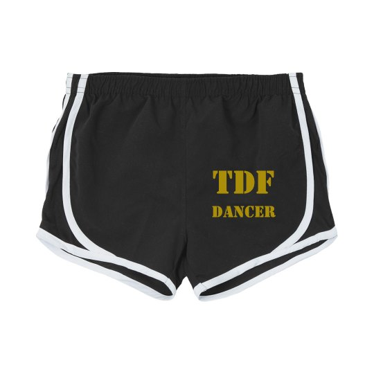 Youth Athletic Shorts