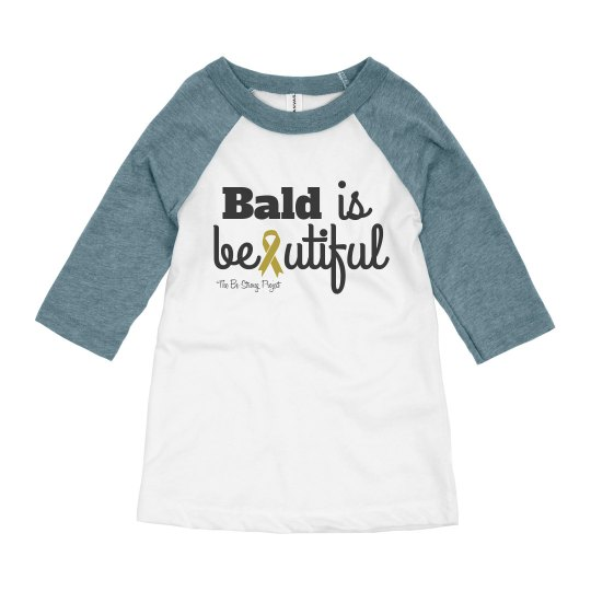 Youth Bald is Beautiful