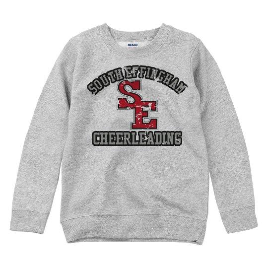 Youth Cheer Sweatshirt