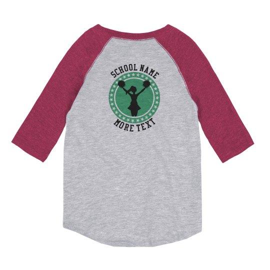 Youth Cheerleaders T-Shirt