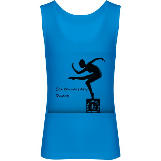 Youth Contemporary Tank Top