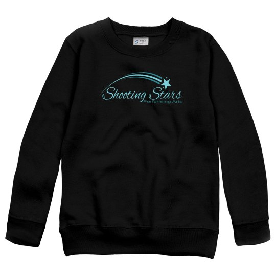 Youth Crew Neck Sweatshirt