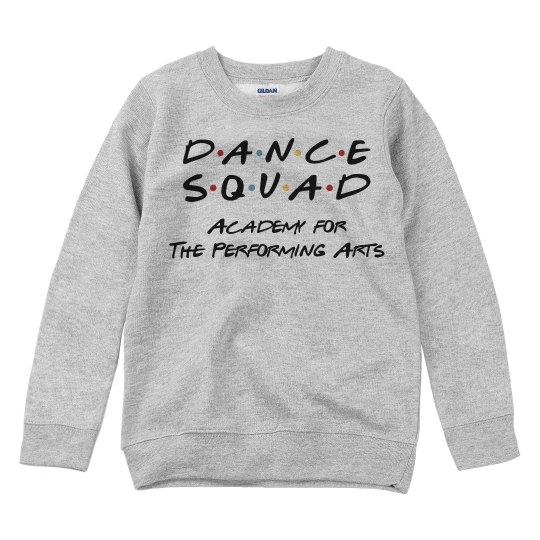 Youth Dance Squad Friends APA