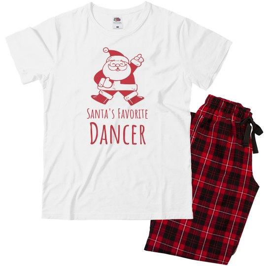 Youth Dancer Pajamas