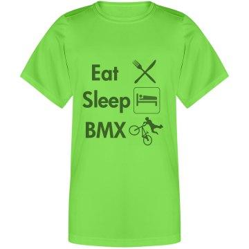 Youth Eat Sleep BMX