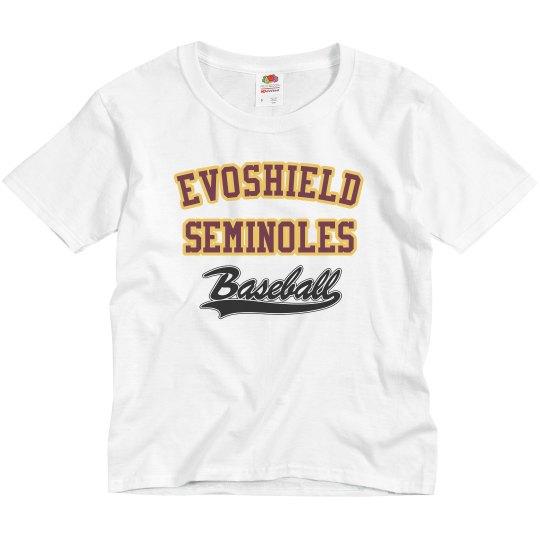 Youth Evoshield Seminoles