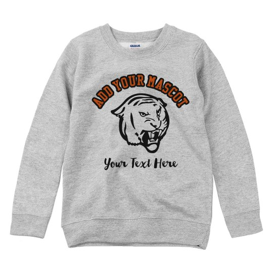 Youth Family Mascot Sweater