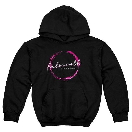 Youth FDA Hoodie - Black