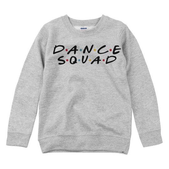 """Youth """"Friends"""" Themed Hoodie"""