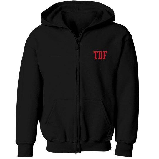 Youth Full-Zip Hoodie