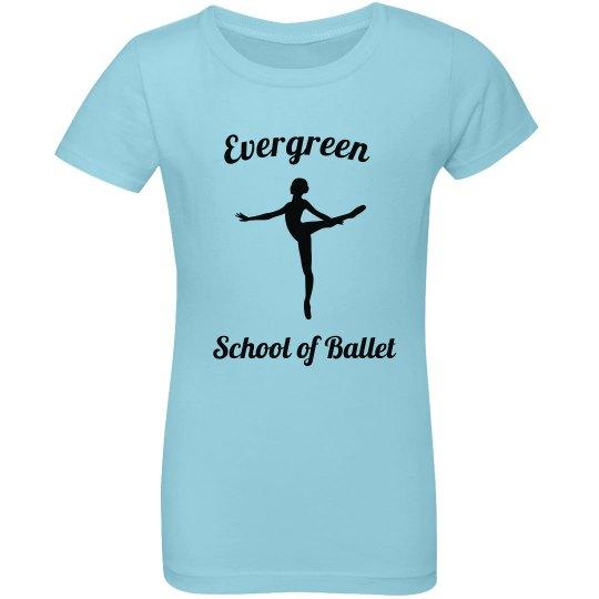 Youth girls T-shirt