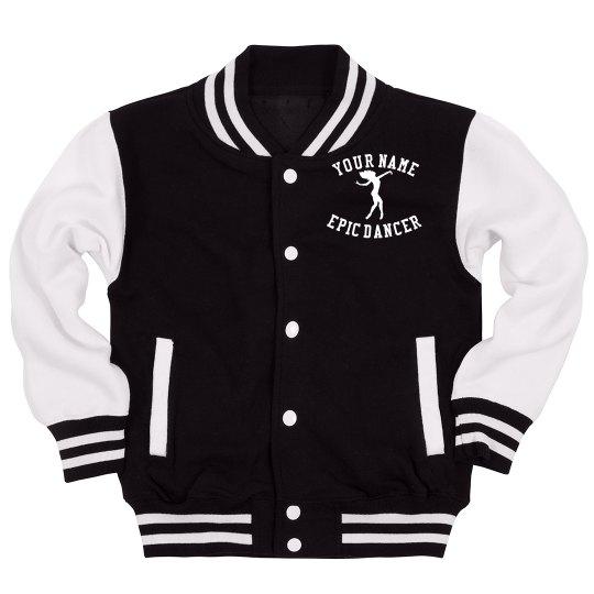 Youth/ Kids Bomber Jacket