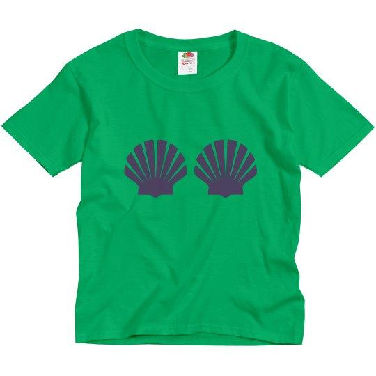 Youth Mermaid T-shirt