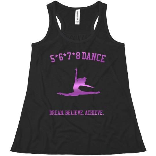 Youth Metallic Tank