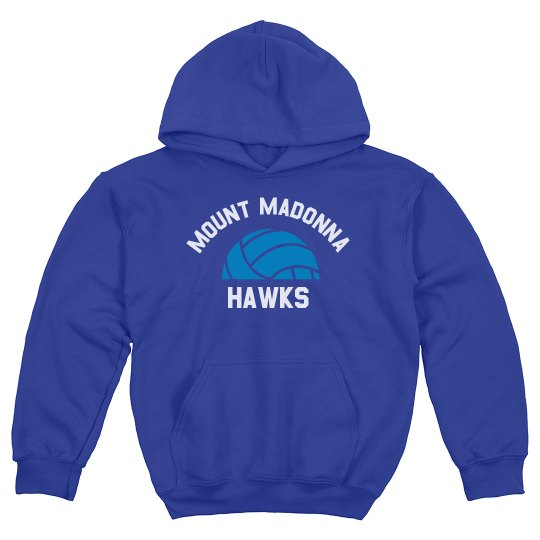 Youth MMS Volleyball Hoodie