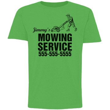 Youth Mowing Service