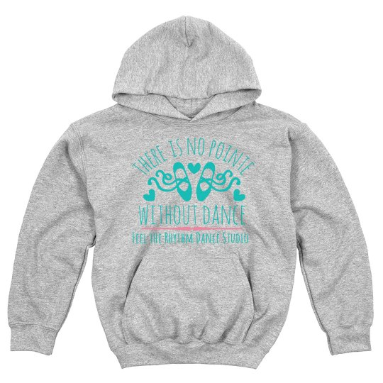 Youth No Pointe Hoodie