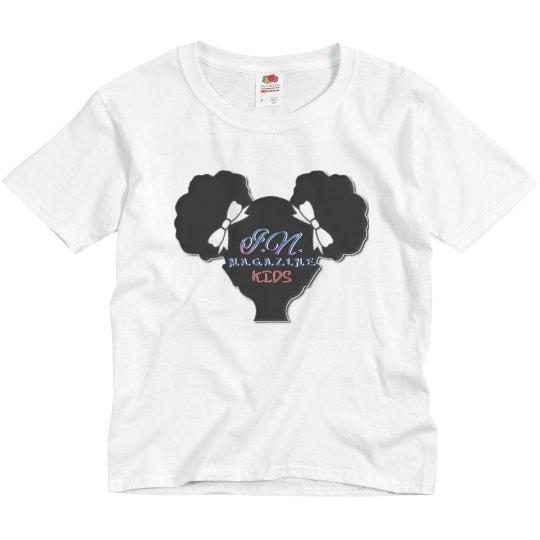Youth puff T shirt