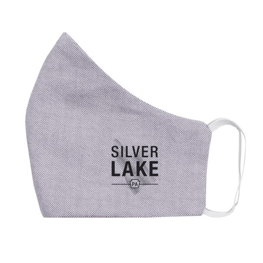 Youth SILVER LAKE face mask