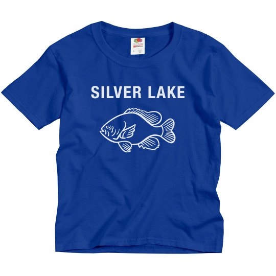 Youth Silver Lake Sunfish t-shirt