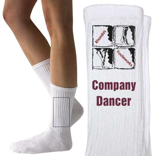 youth size company socks