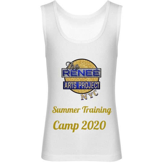 YOUTH SIZED Summer camp shirt