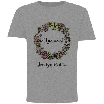 Youth Tshirt Ethereal by: Jordyn Cottle