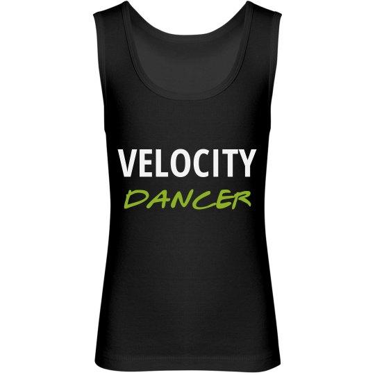 Youth VDT dancer tank