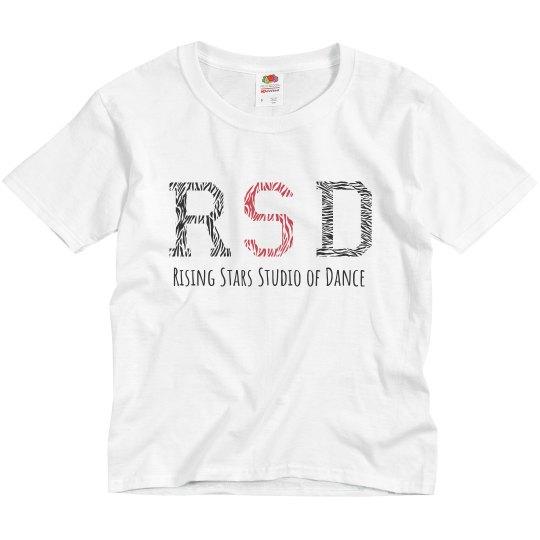Youth Zebra T-shirt