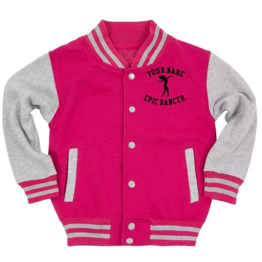 Youth/Kids Bomber Jacket