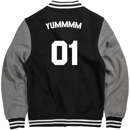 Yummmm Letterman