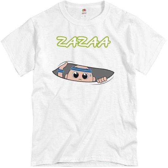 ZAZAA shirts