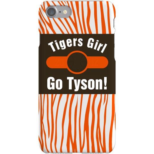 Zebra iPhone 5 Case
