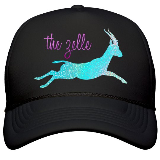 Zelle the Gazelle snapback