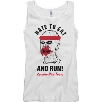 Zombie Run Team Member