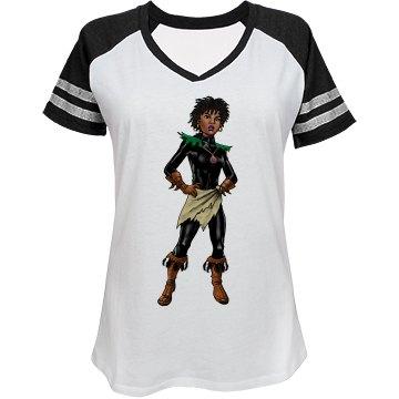 Zuri Baseball shirt