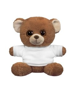 Small Oogles Brown Bear Stuffed Animal