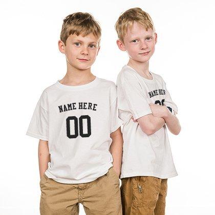 Custom Shirts For Kids & Infants