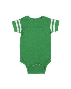 Infant Rabbit Skins Football Bodysuit