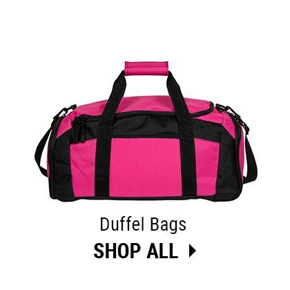Shop Custom Duffel Bags