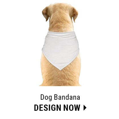 400fa07578c6 Custom Dog Shirts, Tank Tops, Bandanas, & Bowls