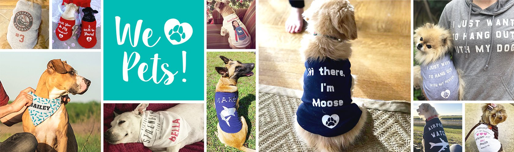 Custom Shirts For Dogs