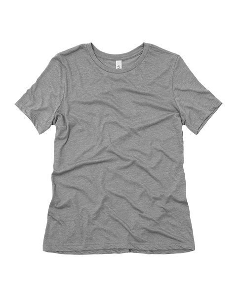 Ladies Relaxed Fit Triblend Tee