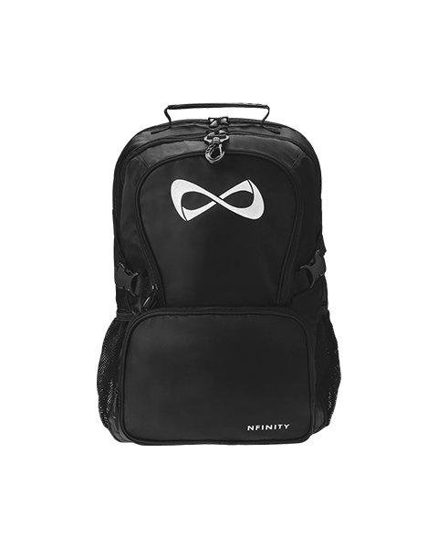 Nfinity Black Backpack Bag