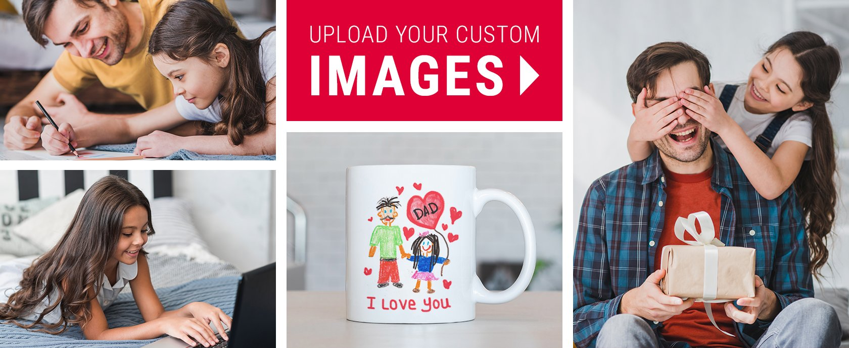 Customized Photo Upload Gifts