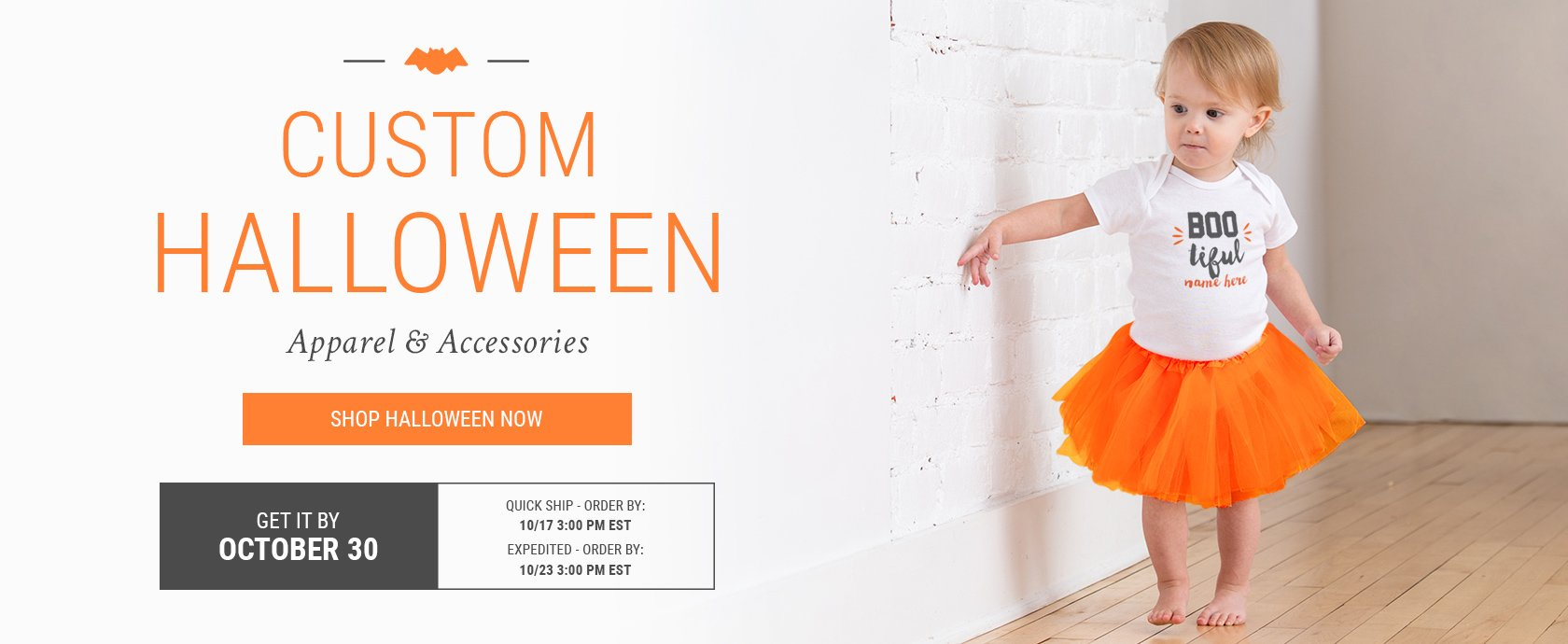 Custom Halloween Apparel & Accessories