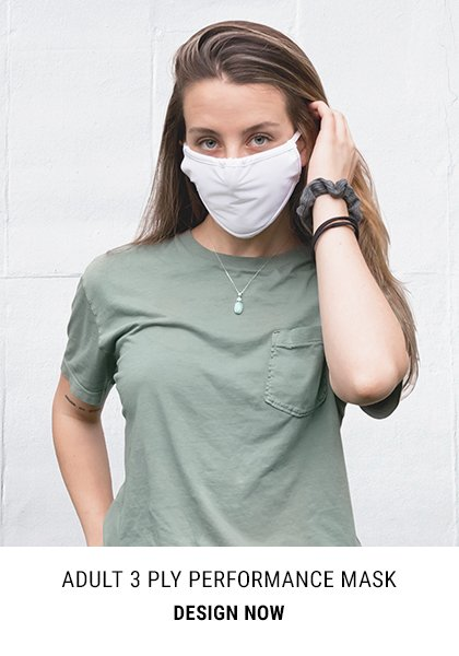 3 Ply Performance Mask