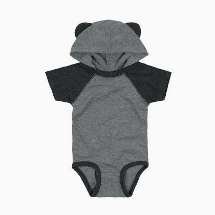 Hooded Bodysuit with Ears