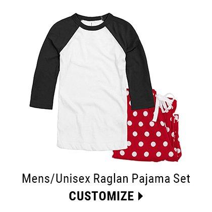 Custom Pajamas, Personalized Jammies